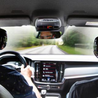Ljud utan relevant information är jobbigt att lyssna på. Oavsett om det kommer från asfalten eller en passgerare.