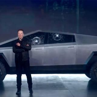 Teslas Cybertruck närmar sig – Sverige med i toppen