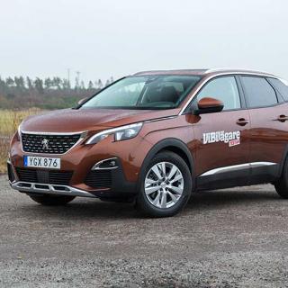 Rosttest: Peugeot 3008 (2017)