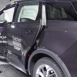 Biltest: Varning på stan