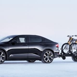 Volvos elbil, skattehöjning och kniviga strålkastare