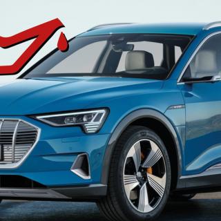 """Audis elbil hyllas: """"Den är supertyst – slår lock för öronen"""""""