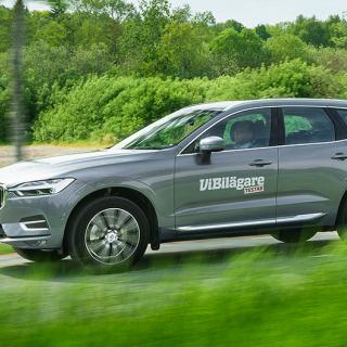 """Volvo XC60 blir """"Made in China"""""""