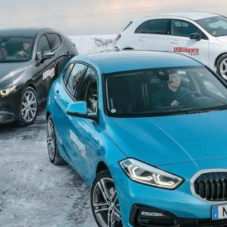 Rosttest: BMW 1-serie (2018)