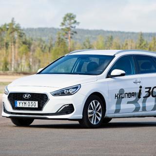 Rosttest: Hyundai i30 Kombi (2018)