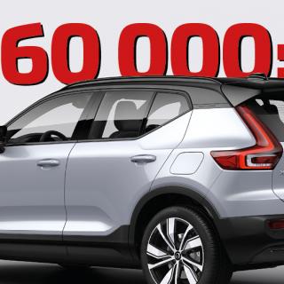 Klart: Så dyr blir Volvo XC40 T4 Recharge