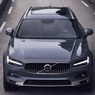 Provkörning: Volvo V90 Laddhybrid
