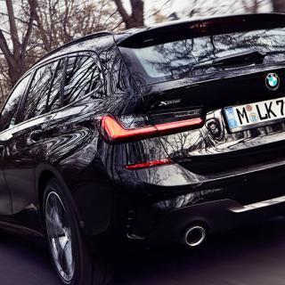 Provkörning: BMW 330e (2020)