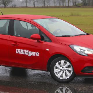 Provkörning: Opel Corsa 1,3 CDTI ecoFLEX