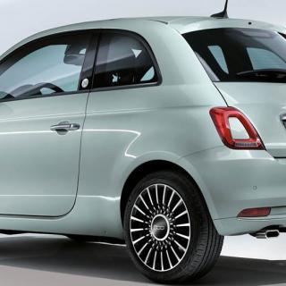 Ljustest: Fiat 500 (2008)