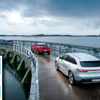 Provkörning: Jaguar I-Pace (2018)