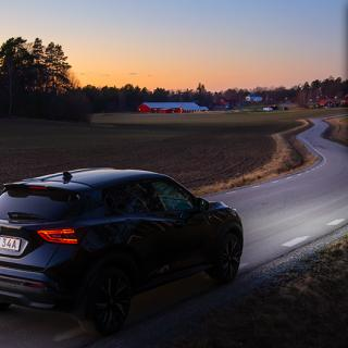 Nissan Juke-R får gener från GT-R