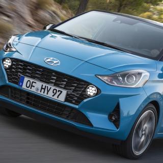 Provkörning: Hyundai i10 (2013)