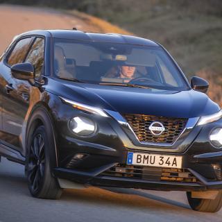 Nya Nissan Juke snart här