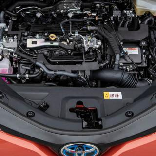 Lexus självladdande hybrid fortfarande inte vilseledande