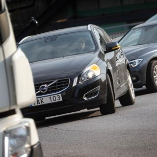Så många lastbilsförare struntar i hastighetsgränsen