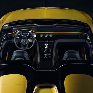 EXP 100 GT är Bentleys framtida lyxåk