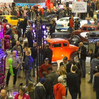 Bilsalongen NAIAS i Detroit ställs in