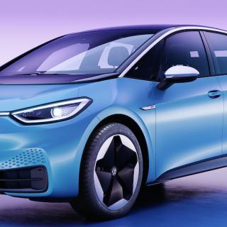 Volkswagen visar: Så ska batteribilarna rostskyddas