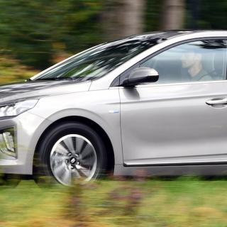 Rosttest: Hyundai Ioniq Electric (2017)