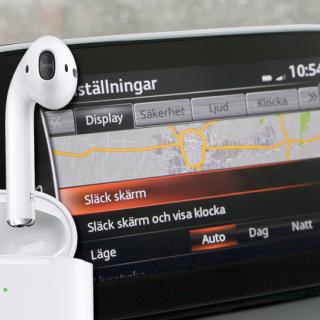 Så farliga är infotainmentsystemen – Apple och Google sämst