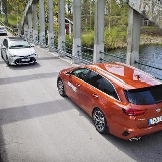 Provkörning: Hyundai i30 Fastback (2020)