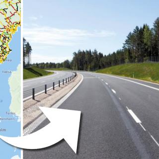 Usla vägar ska repareras – för 300 miljoner