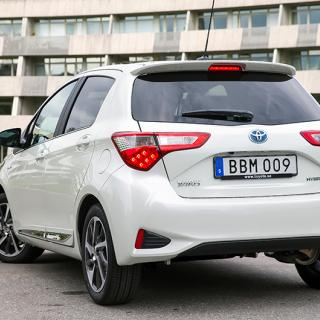 Begtest: Toyota Yaris
