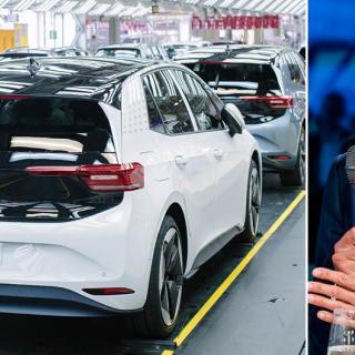 Volkswagen håller fast – ID 3 kommer i sommar