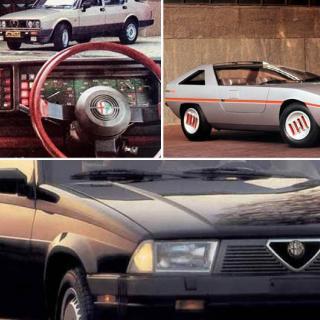 Alfa Romeo Kamal kan bli verklighet