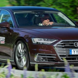Audi A8 kommer som hybrid