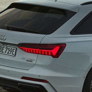 Nya Audi A6 hybrid börjar säljas 2012
