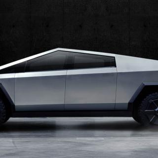 Eldrivna pickupen Ford F-150 lanseras 2022
