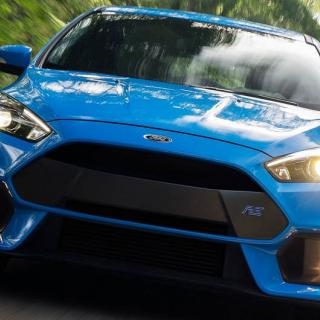 Provkörning: Ford Focus RS 2016