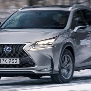 Lexus IS kommer i ny generation – här är första bilden