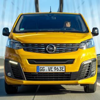 Fiat Doblò förvandlas till Opel Combo