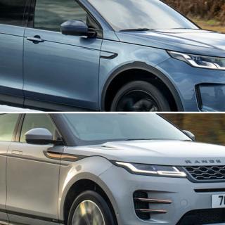 Range Rover Velar visas
