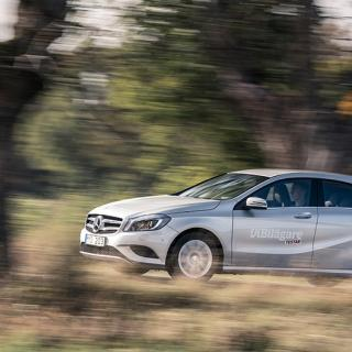 Biltest: Mercedes A-klass