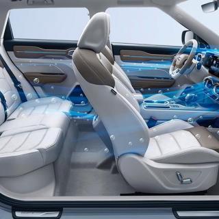 Ny teknik ska döda coronavirus i bilens interiör