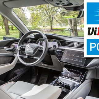 På safari med Audi e-tron