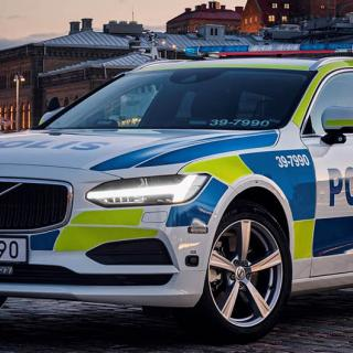 Volvos City Safety fungerar
