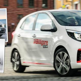 Slutkört för Citroën C1 och Peugeot 108 – småbilarna läggs ned