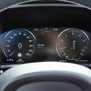 Volvo: Därför blev hastighetsgränsen 180 km/tim