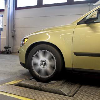Nya besiktningsregler syns inte i vägtrafikregistret