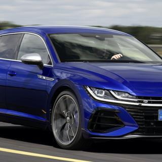 Volkswagen gör laddhybrider av Arteon och Tiguan