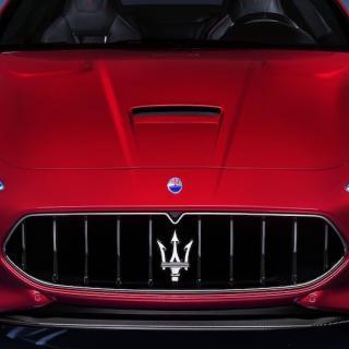 Maserati blir elektriskt 2019