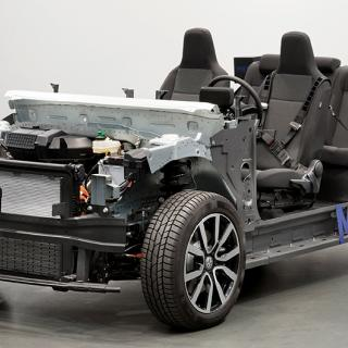 Första skissen på nya Volkswagen Amarok