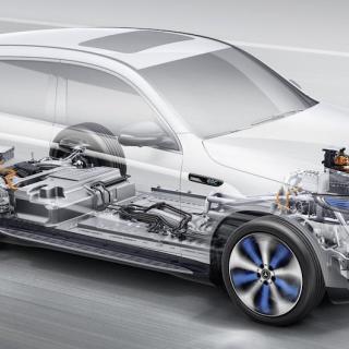 Forskarnas dröm: Batteriet byggs in i elbilens kaross