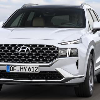 Begtest: Hyundai Santa Fe
