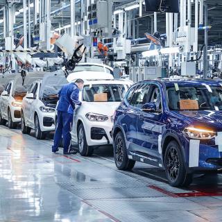 Provkörning: BMW X3